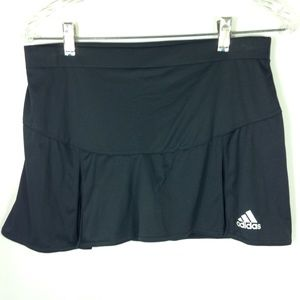 Adidas Tennis OR Golf Athletic Black Skirt S